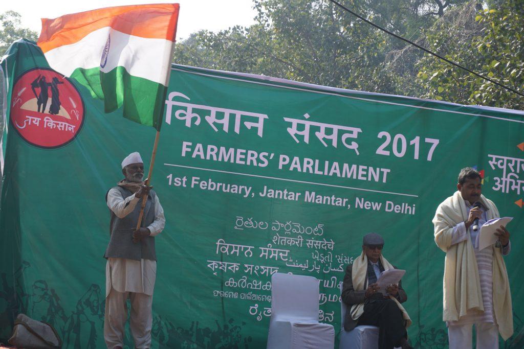 Kisan Sansad: Rural India's Budget